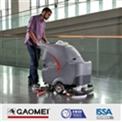 GM85BT Auto Walk Behind Floor Scrubber