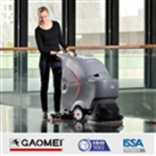 GM50B Walk Behind Floor Scrubber