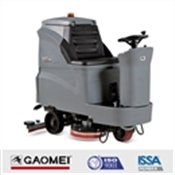 GM110BT70 Auto Ride On Floor Scrubber