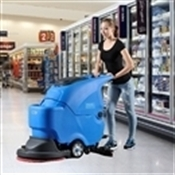 R56BT Auto Walk Behind Floor Scrubber