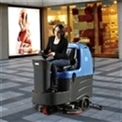 R125BT85 Auto Ride On Floor Scrubber