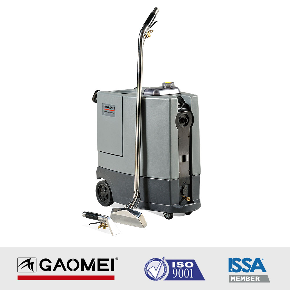 Video:High-Pressure carpet extraction machine GMC-4