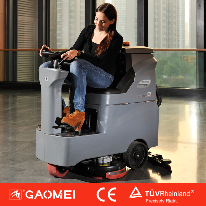 A Guide to Floor Scrubber--GM-MiNi Rider Floor Scrubber Features