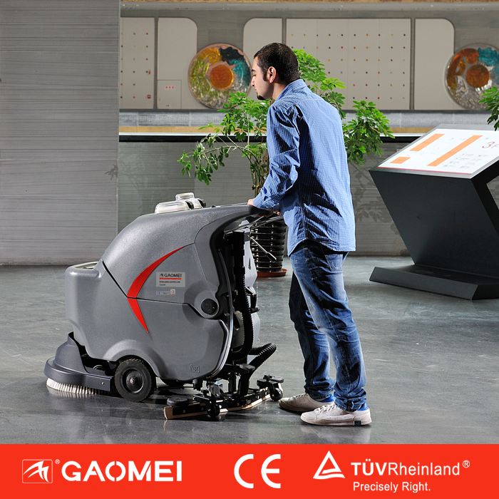 Buying An Industrial Floor PolisherScrubbing MachineGaomei Floor - Small industrial floor cleaning machines